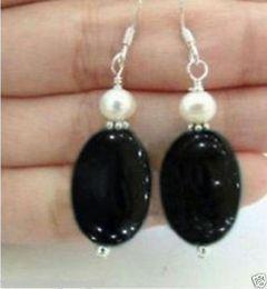 9b74a62980f8 Pendientes De Perlas De Onyx Online | Pendientes De Perlas De Onyx ...