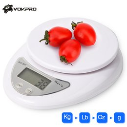 $enCountryForm.capitalKeyWord Australia - 5kg 1g Lcd Digital Scale For Kitchen Food Precise Portable Cooking Scale Baking Scale Balance Measuring Weight Libra