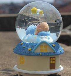 $enCountryForm.capitalKeyWord Australia - Crystal Light spin, snowflake crystal ball and Han pig music box