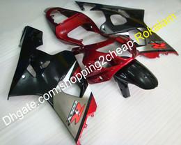 $enCountryForm.capitalKeyWord Australia - For Suzuki Parts GSXR 600 750 K4 2004 2005 GSX-R600 GSX-R750 04 05 R600 R750 ABS Plastic Motorcycle Complete Fairing Set (Injection molding)