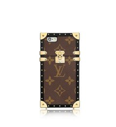 Long Chains For Men Australia - M64479 Eye-Trunk for iPhone 7 MEN REAL LEATHER LONG WALLET CHAIN WALLETS COMPACT PURSE CLUTCHES EVENING KEY CARD HOLDERS