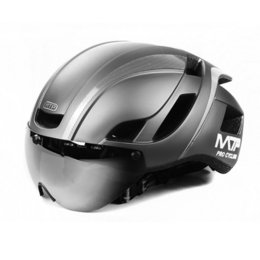 Magnetic bicycle online shopping - Mountainpeak Magnetic Suction Bicycle Helmet And Helmet Lens Integrated In Mountainous Highway Safety Cycling Equipment