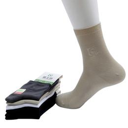 Mesh Fiber Australia - High Quality Bamboo Fiber Brand Business Men Socks Spring Summer Male Breathable Mesh Casual Short Socks 5pairs  Lot S262