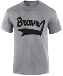 Thinking Games Australia - Brave Label Motivational Positive Thinking Theraphy Sports Game Gym T-shirt