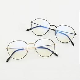 5e41147ff19a Korean men sunglasses brand online shopping - Brand guchi new retro flat glasses  women s transparent
