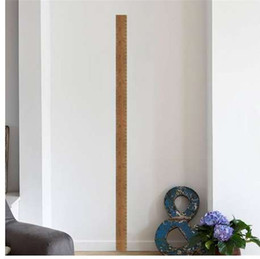 Height Measure Wall Sticker UK - ruler height measure wall stickers for kids rooms children's home decor growth chart poster mural wall decal