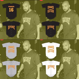 71c1bb08999 16 Drake Summer Revenge Baseball Jersey Movie Personalized Customized High  Quality Free Shipping Cheap Baseball Jerseys Mix Order