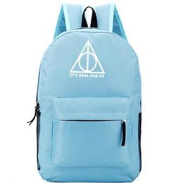 $enCountryForm.capitalKeyWord UK - It is real for us backpack Harry Potter day pack Popular school bag Quality packsack Leisure rucksack Sport schoolbag Outdoor daypack