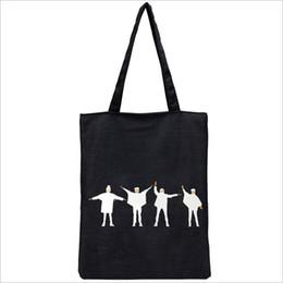 $enCountryForm.capitalKeyWord Australia - Designer-Women Men Handbags Canvas Tote bags Reusable Cotton grocery Shopping Bag Webshop Eco Foldable Shopping Cart Trolley Free Ship