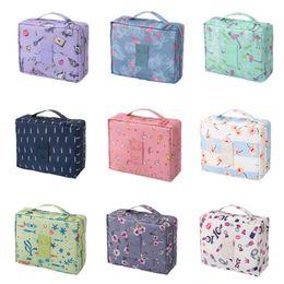 $enCountryForm.capitalKeyWord NZ - 2019 New Women Cosmetic Bag Girls Make up Organizer Cases Makeup Toiletry kit Storage Travel Necessity Beauty Vanity Wash Pouch
