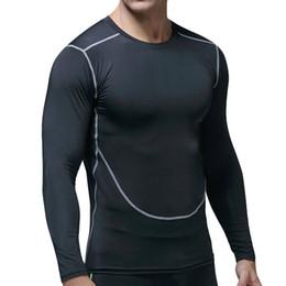 88b9e7b5cf15 Men tshirt tight online shopping - good quality T shirt Mens Clothing Hip  Hop Long Sleeved