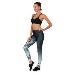 $enCountryForm.capitalKeyWord Australia - Women's Yoga Leggings Fitness Sports Gym Exercise Running Jogging Pants Sport Leggings Running Pants Women Stretchy Gym Tights