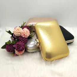 $enCountryForm.capitalKeyWord Australia - Elegant purses women evening party solid bag wallet simple purses women handbag wedding Champagne Silver Black Pink #226970