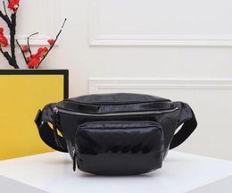 UniqUe bag designs online shopping - 2019 simple retro men s and women s utility Fanny pack designer chest bag unique creative design factory direct sales
