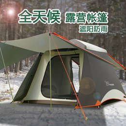 tent cooler Australia - Automatic tent camping, cool shed, family camping, outdoor fishing, leisure, quick opening, tent shading, rain protection