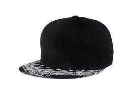 Spring nutS online shopping - Cashew nut flower Korean hip hop hat hip hop hat