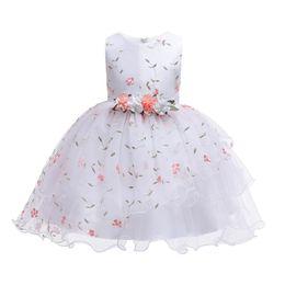 $enCountryForm.capitalKeyWord Australia - New Christmas Princess Girls Party Dresses For Party Baby Fashion Pink Tutu Dress Girls Wedding Dress Kids Dress Q190522