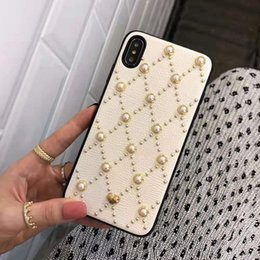 $enCountryForm.capitalKeyWord Australia - Cell Phone Cases Simple Mobile phone shell Love pearl iPhone exsmax couple mobile phone shell Apple x love pearl XR protective shell