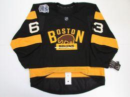 b4743f828 Cheap custom Brad Marchand BOSTON BRUINS 2016 WINTER CLASSIC EDGE 2.0 7287  JERSEY stitch add any number any name Mens Hockey Jersey XS-6XL