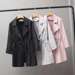 Wholesale nice spring jackets resale online – Cheap new Spring Summer Autumn Hot selling women s fashion casual Ladies work wear nice Jacket BP111