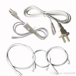 Verlängerungskabel Für T8 T5 led Röhren 2ft 3ft 4ft 5ft 6ft Netzkabel mit Schalter US-Stecker für integrierte led-Röhre Lichter im Angebot