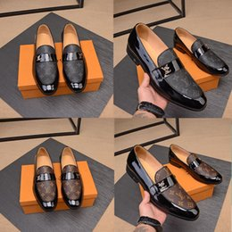 Wholesale 2020 New arrival of spring summer comfortable Genuine leather shoes canvas shoes men Set foot the fashion brands Dress shoes