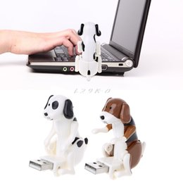 $enCountryForm.capitalKeyWord UK - Portable USB gadgets Cute Dog Design USB Toy Relieve Pressure for Office Worker