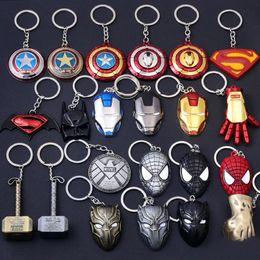 $enCountryForm.capitalKeyWord Australia - Key pendant car keychain god hammer key ring chain