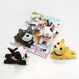 furniture pens UK - Cute Door Stops Cartoon Creative Silicone Door Stopper Holder Toys For Children Baby Home Furniture Hardware-02 kennels pens