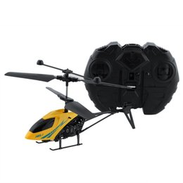 rc helicopter big toys NZ - 56 Flying Mini RC Infraed Induction RC Helicopter Aircraft Flashing Light Toys For Kid Toys for Children play and games 10 styles 56 DHL