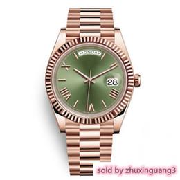 $enCountryForm.capitalKeyWord NZ - 2019 New Arrival Mens Watches Date Style President Automatic Designer Male Clock Wrist Watches Roman Digital Wristwatch Relógio De Pulso