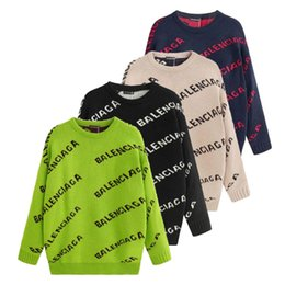 Wholesale style mens clothes for sale – custom Luxury designer Medusa sweaters Men Women Pullover sweater Floral Snake Embroidery Knitwear Winter cardigan Sweatshirt Mens Brand Clothing