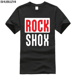 $enCountryForm.capitalKeyWord Australia - Rockshox Rock Shox Shock Suspension Mountain Mtb T Shirt Round Neck Clothes sbz1111