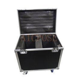 China 2 In 1 Flight case for 2pcs 230W Beam 7r Light LED Moving Head Light empty case suppliers