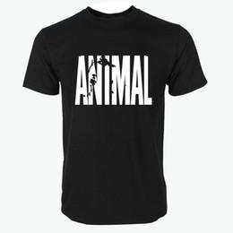 900bfa01 T Shirt For Muscle Men UK - 2019New ANIMAL tracksuit t shirt men muscle  shirt Trends