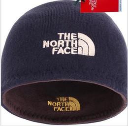 5b56d20eba661 free Rare Unisex Brand NF Hat The North Polar Fleece Cap Winter Beanie Men  Women Skull Caps Face Outdoor Skiing Snood Hats Warm Cap Ear Muff