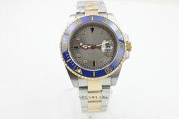 $enCountryForm.capitalKeyWord Australia - Man's luxury watches swiss watch man 40mm size Gray face Sapphire glass watches luxury Watches High quality