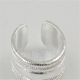 free ring toes Australia - Wholesale-Free Shipping! Wholesale 30pcs 925 sterling silver cute popular 4-6 toe rings 0520ayq