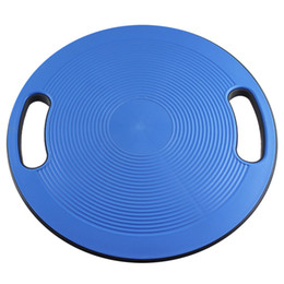 Wholesale 40Cm Stability Disc Waist Wriggling Circular Plate Sports Antiskid Yoga Swing Balance Board Bear 250Kg Balance Board