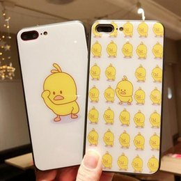 ducks iphone 2019 - New Mobile Phone Shell Small Yellow Duck Mobile Phone Shell Personality High Quality Mobile Phone Case For ipnone X XS X