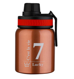 $enCountryForm.capitalKeyWord Australia - Portable lucky water bottle kids students teenage handle Double thermos cup creative boys girls outdoor travel flask stainless steel mugs