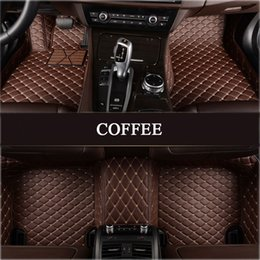 $enCountryForm.capitalKeyWord NZ - Custom fit special car floor mats for Land Rover freelander 2 Discovery 3 4 5 Range Rover Sport Evoque 3D car styling liner