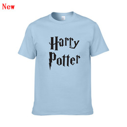 $enCountryForm.capitalKeyWord Australia - Hot Sale men t shirt harry potter hogwarts print shirts unique design harry potter costume cool magic school hogwarts t-shirt ZG11