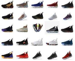 bbc073eb9910 Hot Sale Quality LeBron 16 HFR Harlems Fashion Row Sail White Light Bone  BQ6583-100 Basketball Shoes 40-46