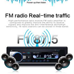 $enCountryForm.capitalKeyWord Australia - Jsd-520 12v Bluetooth Car Stereo Fm Radio Mp3 Audio Player 5v Charger Usb Sd Aux Auto Electronics Subwoofer 1 Din Autoradio