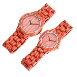 $enCountryForm.capitalKeyWord Australia - Fashionable and beautiful bamboo watch, luxury and high-grade watch for men and women. Coloured wooden watch. All photo patterns can be cust