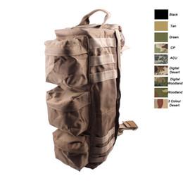 $enCountryForm.capitalKeyWord Canada - Oudoor sports Waterproof Tactical Pack   Chest Bag  Rucksack   Knapsack   Assault Combat Camouflage Tactical Long Backpack NO11-104