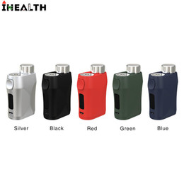 Eleaf Istick Box Australia - Eleaf iStick Pico X TC Box MOD 75W Single 18650 battery (not included) 0.69-inch screen with optional interfaces