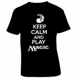 $enCountryForm.capitalKeyWord Australia - Keep Calm amp Play Magic the MTG Card Red Mana Red T Shirt Jersey