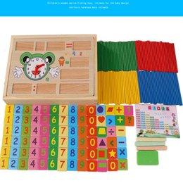 $enCountryForm.capitalKeyWord Australia - Montessori teaching aids count digital arithmetic learning box kindergarten preschool early education puzzle hot sale toys